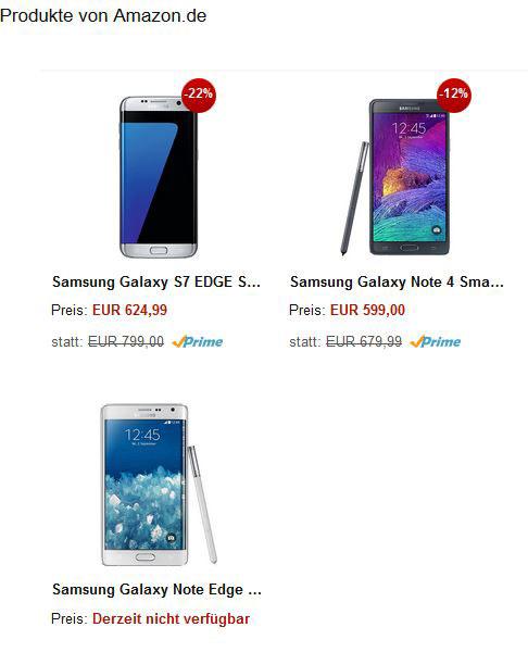 Amazon Plugin Produktansicht mit Bildern