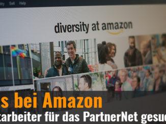 Jobs bei Amazon: 4 Mitarbeiter für das PartnerNet gesucht