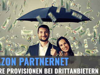 Amazon Partnernet: Höhere Provisionen bei Drittanbietern
